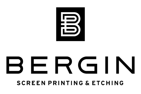 Bergin Screen Printing logo